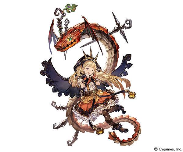 カリオストロ(ハロウィンバージョン)(CV:丹下桜)