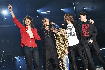 LUNA SEA バンドとオーディエンスが一つになって生み出した音楽ライブの未来、モンスターバンドが見せた渾身の一撃
