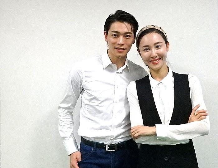 舞劇『朱鷺 -toki-』合同取材会より(撮影/石橋法子)