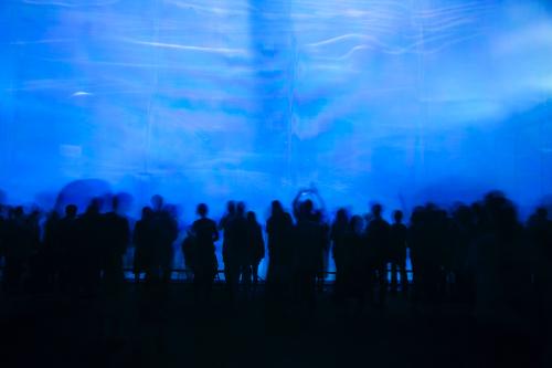 朴 ミナ「ブルーの形態」