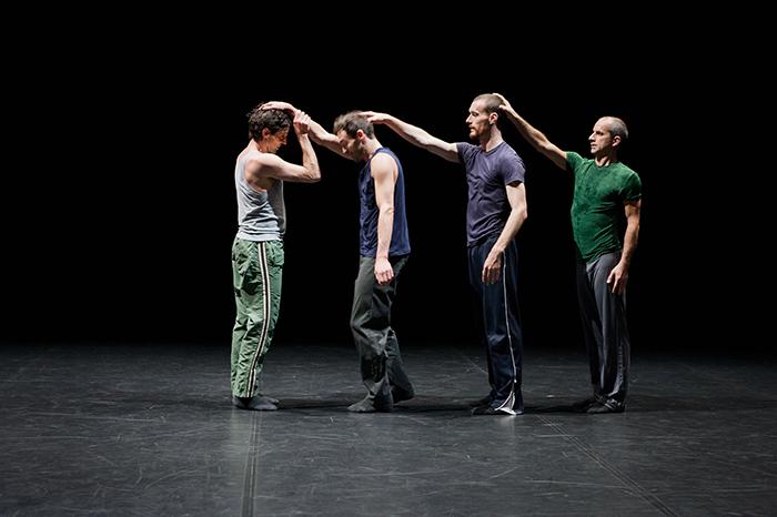 フォーサイス「N.N.N.N.」 日本のバレエ団初演 ⒸDominik Mentzos