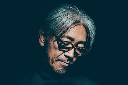 坂本龍一「Year Book」第4弾発売、インクスティックでの即興演奏や「マタイ1985」収録