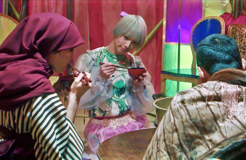 映画『少女椿』 ©2016『少女椿』フィルム・パートナーズ