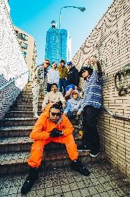 SANABAGUN. 東京・大阪でマンスリーライブ『2013 - 2018』開催決定