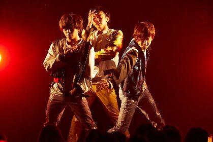 """1200人が熱狂!  """"トラフィックライト。"""" 初のワンマンライブで新曲を多数披露"""