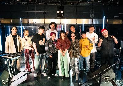 大比良瑞希、ASOBOiSM、Doulらがclub asia 25周年を記念した1バンドスタイルのライブを配信