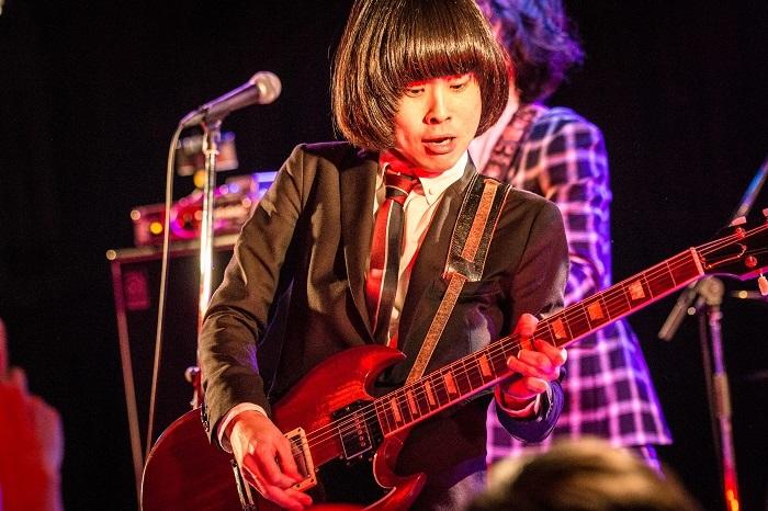 河内REDS 単独コンサート『ひとりでヤロウゼ!!vol.4』より Photo by ハマムラハルナ