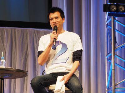 第2部の開発ディレクターであるカノウヨシキ