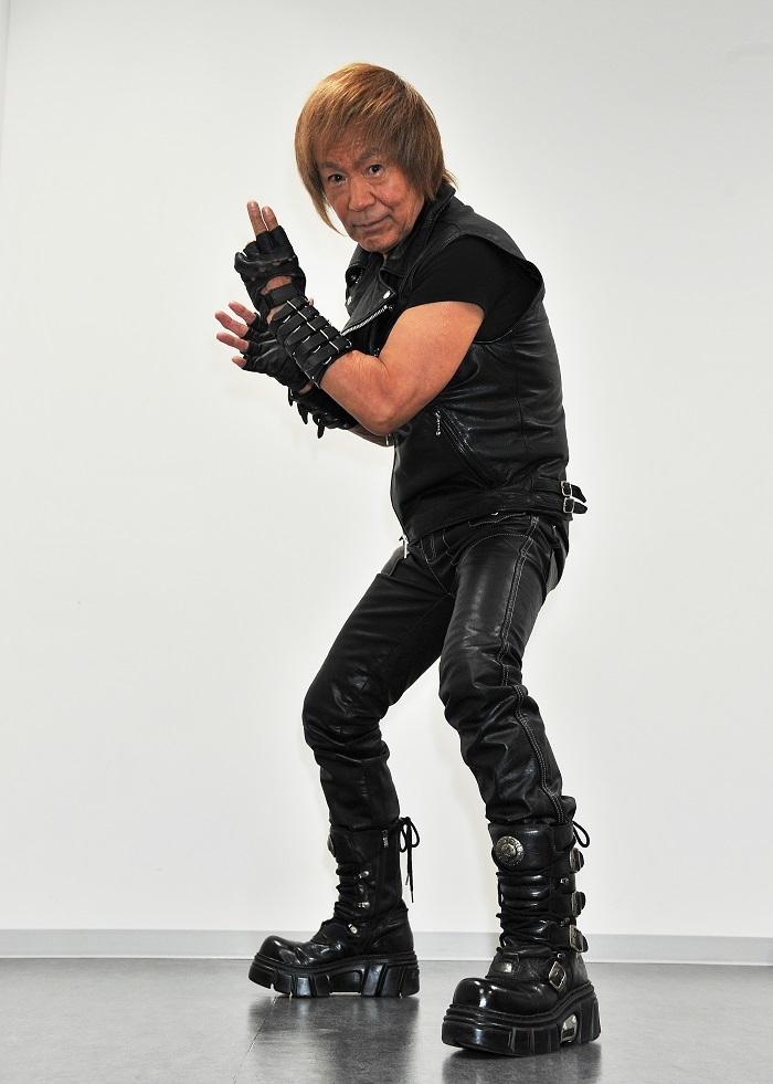 串田アキラさん 写真:読売新聞社提供