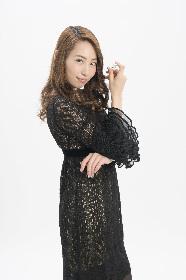 増田有華、二階堂亜樹のライバル役で映画『女流闘牌伝aki -アキ-』に出演へ 監督は「ひまわりという強い女性像にピッタリでした」
