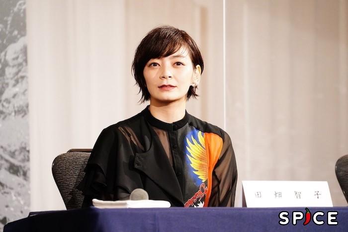 田畑智子  オフィシャル撮影:田中亜紀