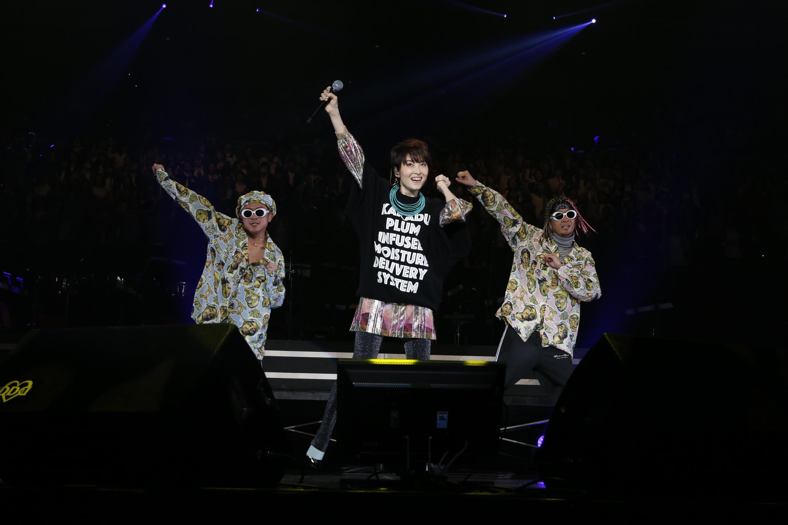 荻野目洋子 LIVE SDD 2018 OFFICIAL PHOTO