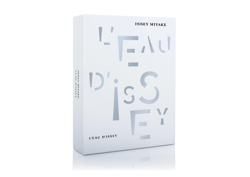 L'Eau d'lssey/ 2017/ Beauté Prestige lnternational/ パッケージ