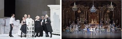 新国立劇場、2020/2021シーズン オペラ『フィガロの結婚』、バレエ『眠れる森の美女』公演の実施を決定