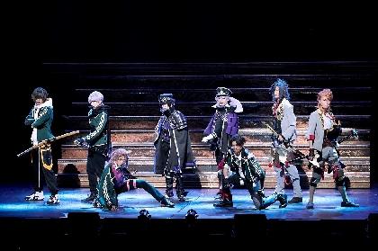 刀剣男士は今、ここに居る……! ミュージカル『刀剣乱舞』 ―東京心覚― 観劇レポート