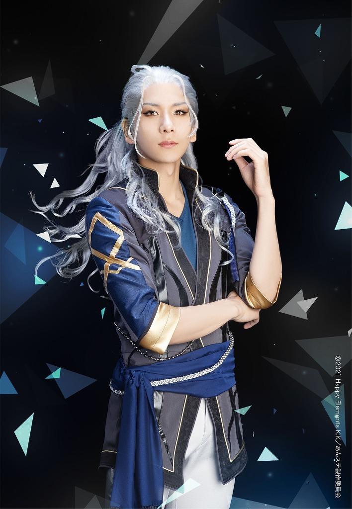 乱 凪砂:松田 岳  (C) 2021 Happy Elements K.K/あんステ製作委員会