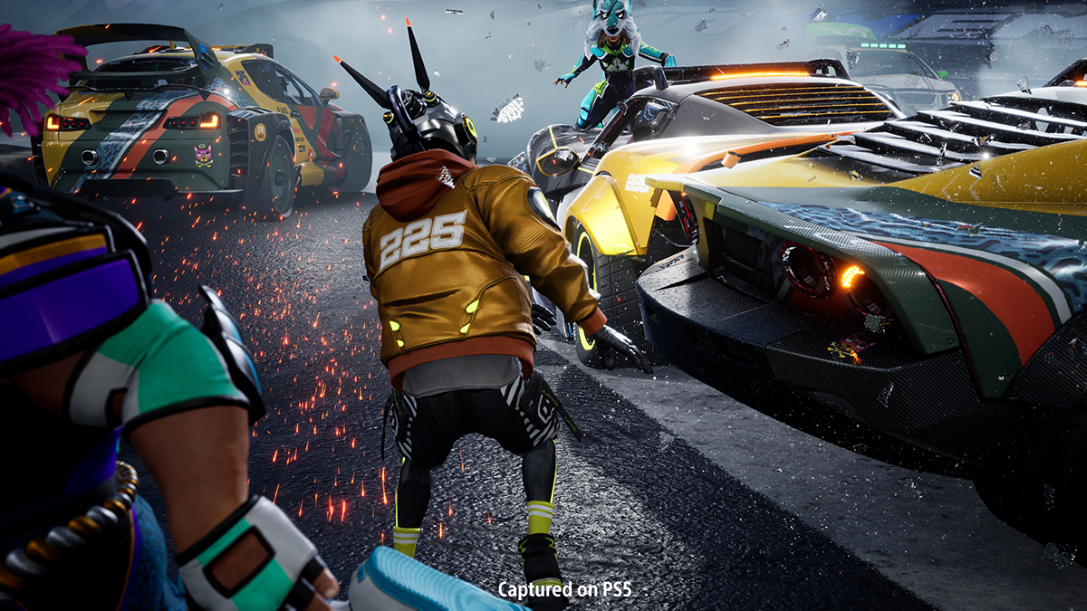 『Destruction AllStars』 (C)Sony Interactive Entertainment Europe Ltd. Developed by Lucid Games Limited.