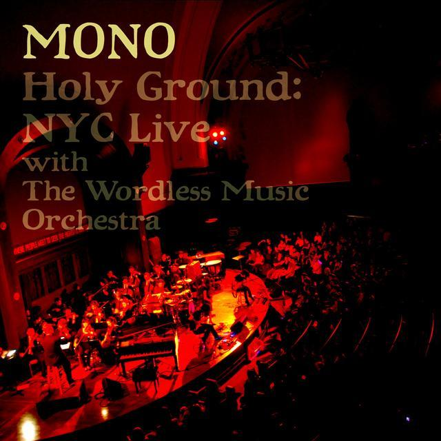 DVD『HOLY GROUND: NYC LIVE WITH THE WORDLESS MUSIC ORCHESTRA』