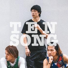 TENSONG、コロナ禍の完全リモート制作で実現した「TikTok×ロック×アニメ」AliA、WEST GROUNDとの異色コラボ楽曲を無料配信