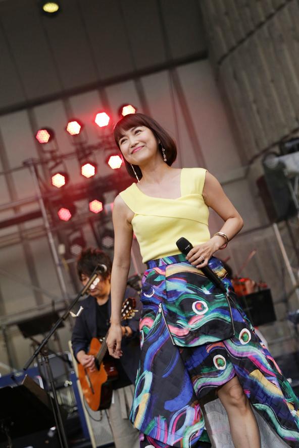 新妻聖子  (写真提供:日比谷音楽祭)