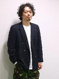 劇団鹿殺しが『電車は血で走る』『無休電車』2作品を同時上演、丸尾丸一郎が大阪で意気込みを語る!