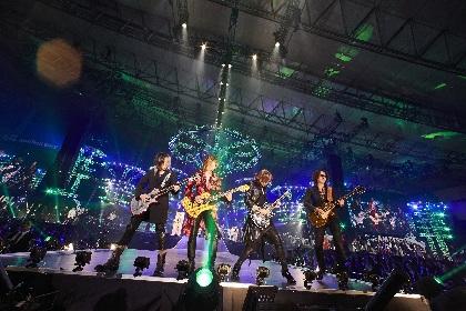 "YOSHIKI LUNA SEA、GLAY、金爆、清春ら""無敵バンド""で「X」披露、『テレビ朝日ドリームフェスティバル2019』公式レポ"