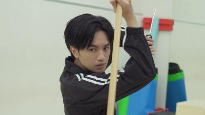 Sexy Zone中島健人が『牙狼』の横山誠アクション監督に学ぶ WOWOW『中島健人の今、映画について知りたいコト。』#9で放送
