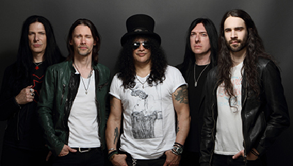 SLASH Featuring MYLES KENNEDY AND THE CONSPIRATORS、新作を引っさげて2019年1月に来日