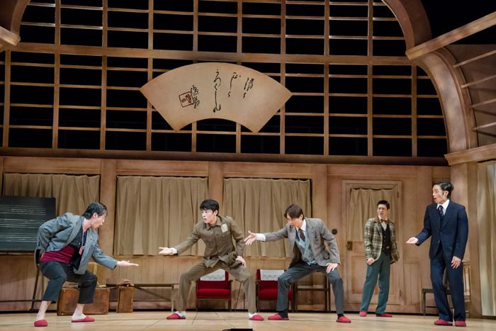 『宝塚BOYS』 team SKY (撮影:桜井隆幸)