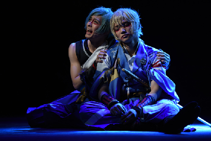 これは、新たな「出陣」の形 ミュージカル『刀剣乱舞』 髭切膝丸 双騎出陣2019 ~SOGA~ ゲネプロレポート