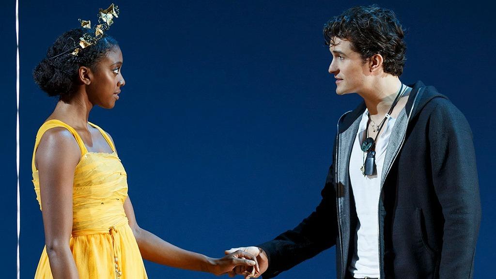 ブロードウェイ版『ロミオとジュリエット』 (C)BroadwayHD/松竹 (c)Carol Rosegg
