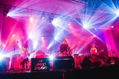 04 Limited Sazabys『START UP!!-ロックの春2021-』ライブレポートーーライブは生き生きできる場所。怒涛のステージで圧倒
