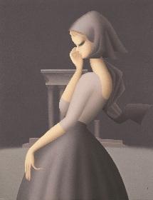 『生誕120年 東郷青児展 夢と現の女たち』、あべのハルカス美術館で開催 昭和の美のアイコン「青児美人」の魅力と秘密に迫る
