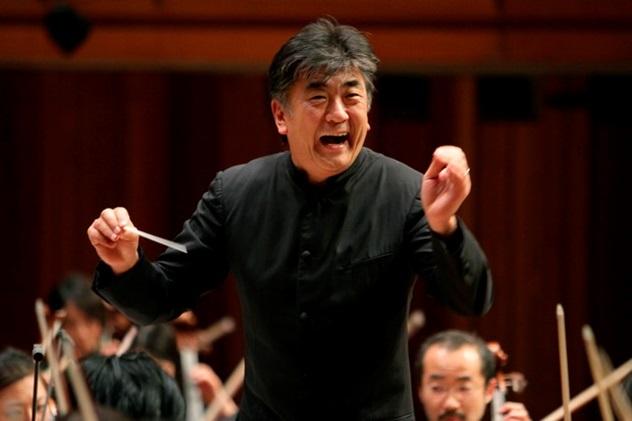 佐渡裕 (C)Takashi Iijima