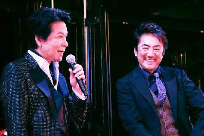 鹿賀丈史&市村正親コンビの強味は「45年間という歳月」ミュージカル『ラ・カージュ・オ・フォール』盟友対談