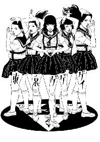 古屋兎丸書き下ろしTシャツ販売~東京ゲゲゲイ、DAZZLE、加藤諒らの「* ASTERISK」会場で