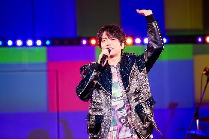 山崎育三郎 恒例のライブツアーがスタート 華麗な衣装で十変化、観客とデュエットも