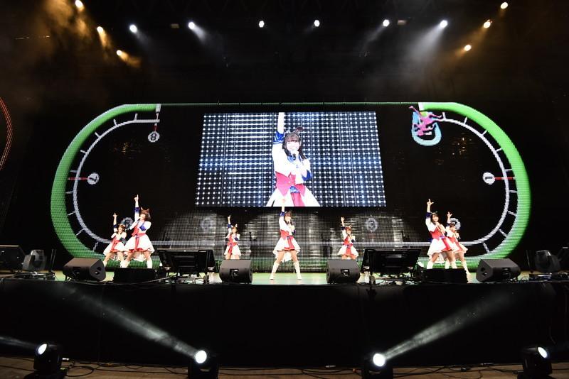 『ウマ娘 プリティダービー』CygamesFes2018 Special LIVE DAY1より
