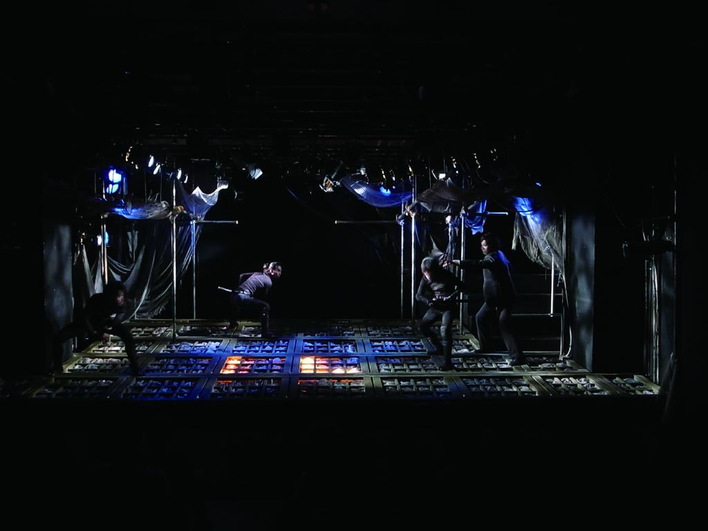 第5回公演『刃、刃、刃!』(2011年)