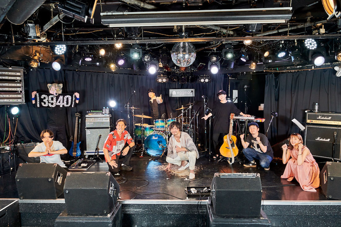 Thank you for 39-40 the music LIVE!