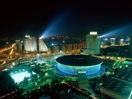 上海大舞台・外観