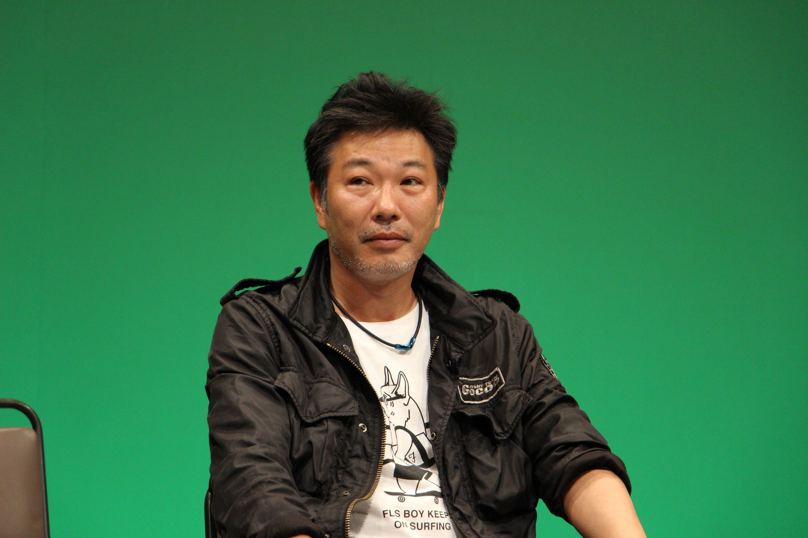 田渕景也氏