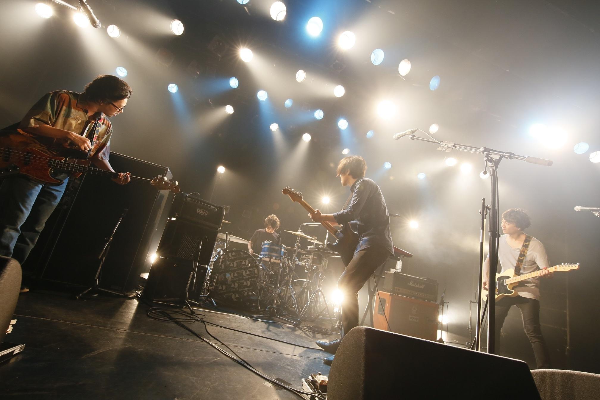 androp  撮影=Taichi Nishimaki、Rui Hashimoto(SOUND SHOOTER)