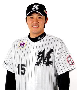 現千葉ロッテマリーンズ球団職員の上野大樹氏