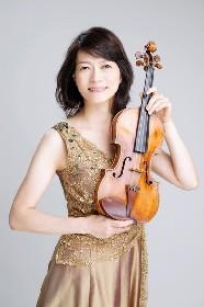 小林美恵(ヴァイオリン) デビュー25周年に奏でる、心を揺さぶられた音楽