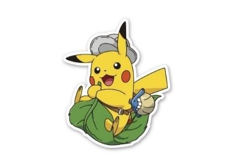 (C)Nintendo・Creatures・GAME FREAK・TV Tokyo・ShoPro・JR Kikaku (C)Pokémon(C)2020 ピカチュウプロジェクト