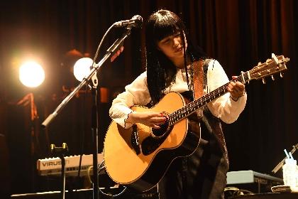 Ran、初のバンドスタイルでのワンマンライブ『i-20210302 band session-』渋谷WWW公演のオフィシャルレポート到着