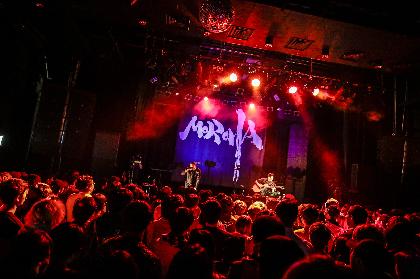 MOROHA ベストアルバム収録以外の曲たちで構成された渋谷WWW X ーーいつかのMOROHAと今のMOROHA