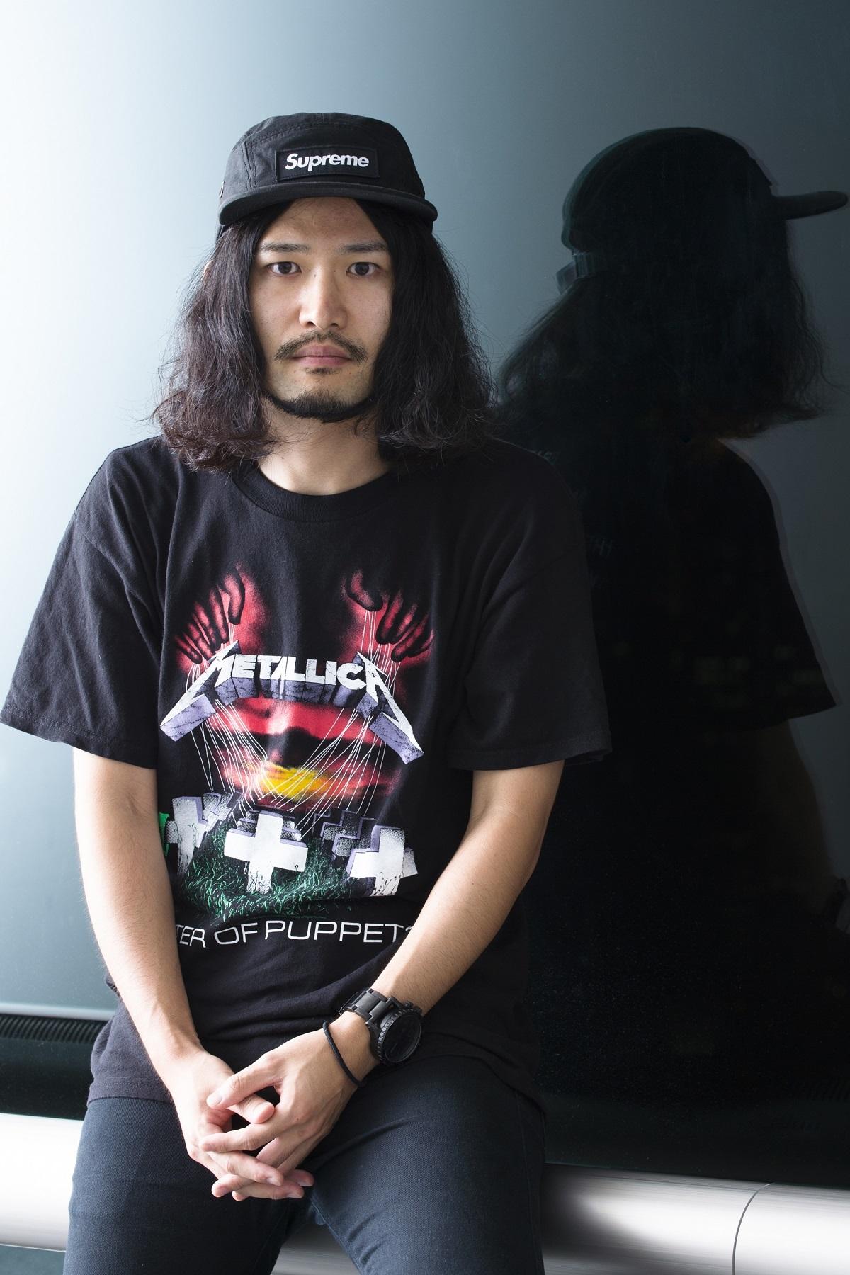 SWANKY DANK/KO-TA(G) 撮影=樋口隆宏