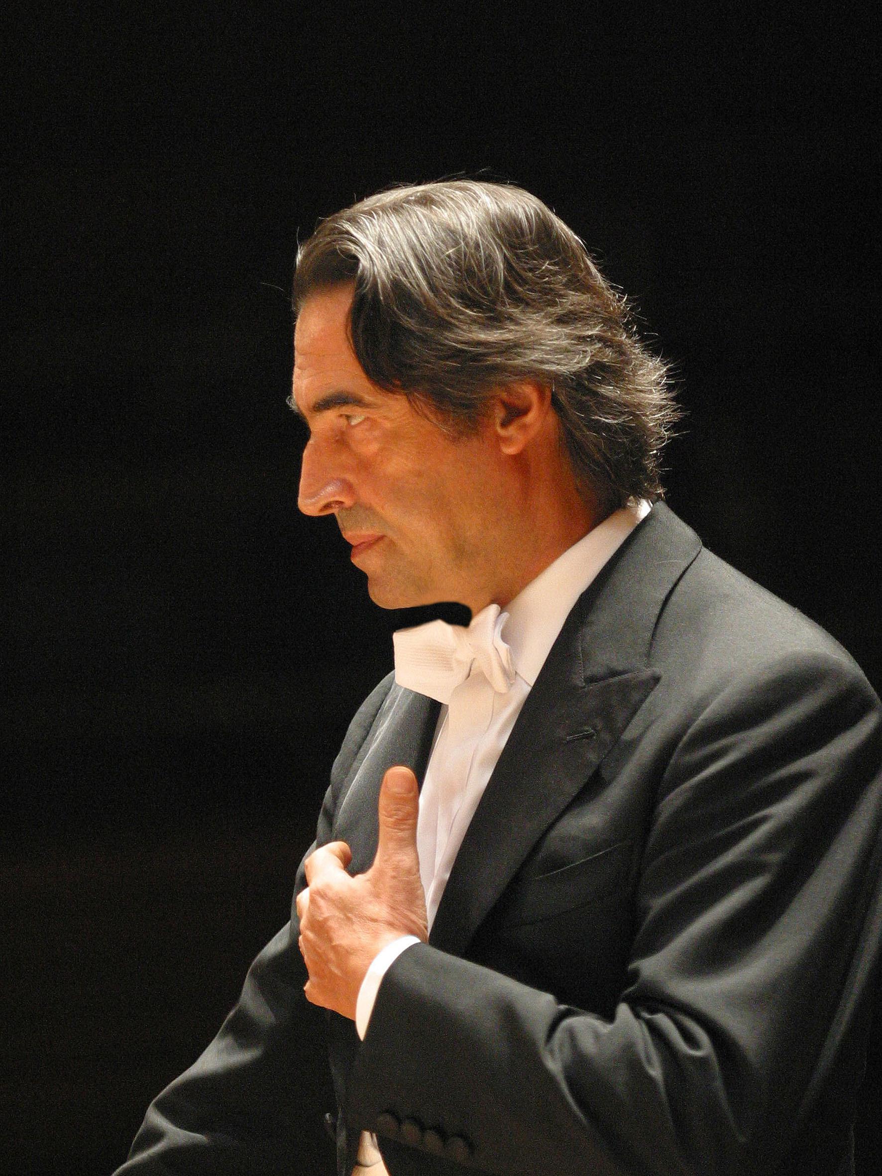 2016年はシカゴ交響楽団、東京・春・音楽祭、ウィーン国立歌劇場と、3回もの来日公演が行われるリッカルド・ムーティ (c)Silvia Lelli